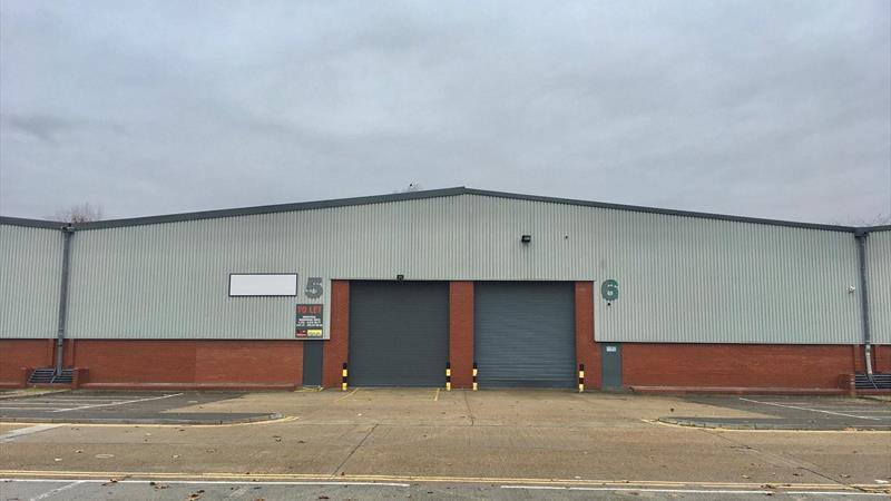 Units 5  & 6 Airlinks Industrial Estate
