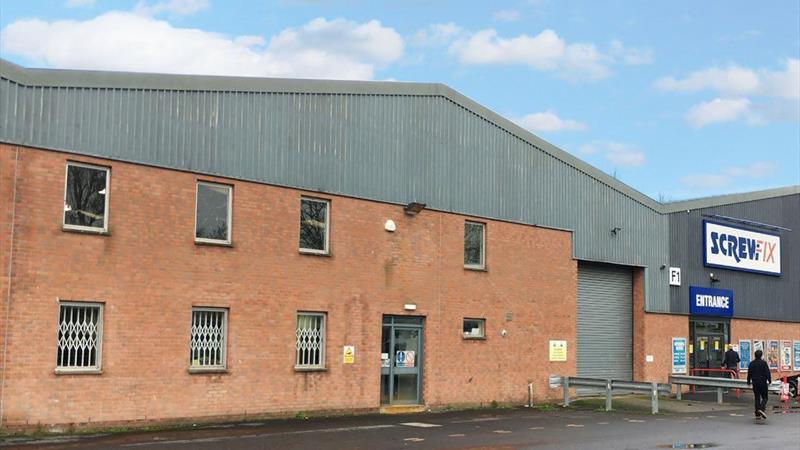 Units F2 & F3 Crown Industrial Estate