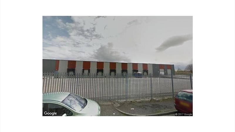 Unit 1 Edinburgh Distribution Park