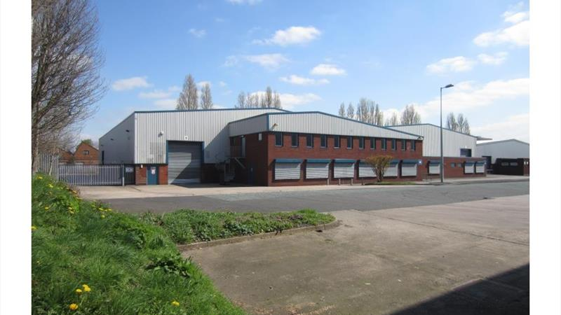 Unit 14-15 Erdington Industrial Park