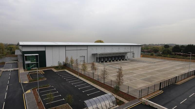 Unit 3, Heathrow Logistics Park