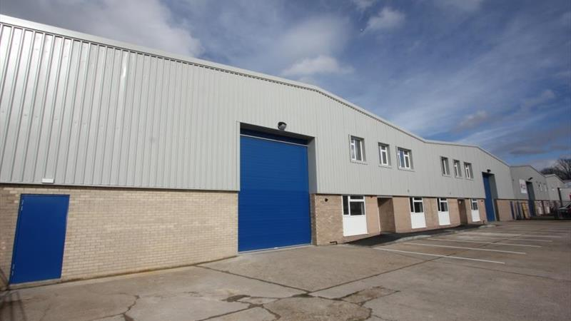 Unit 5 & 6 Boyatt Wood Industrial Estate