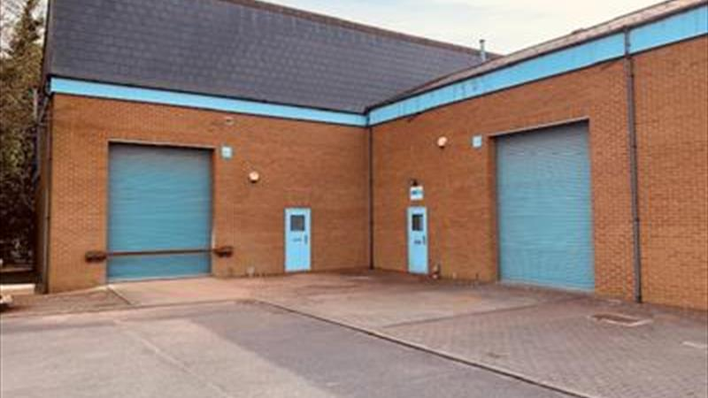 Light Industrial Units To Let