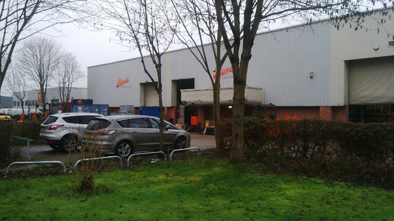 Modern Industrial Unit For Sale /Or To Let
