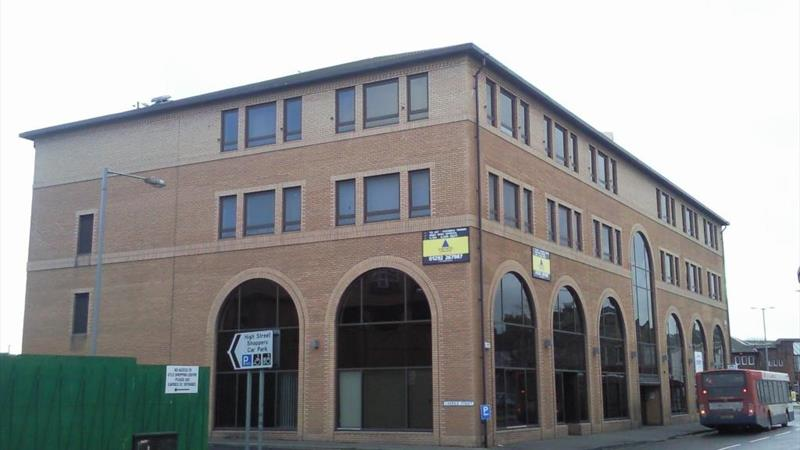 Town Centre Office Accommodation To Let