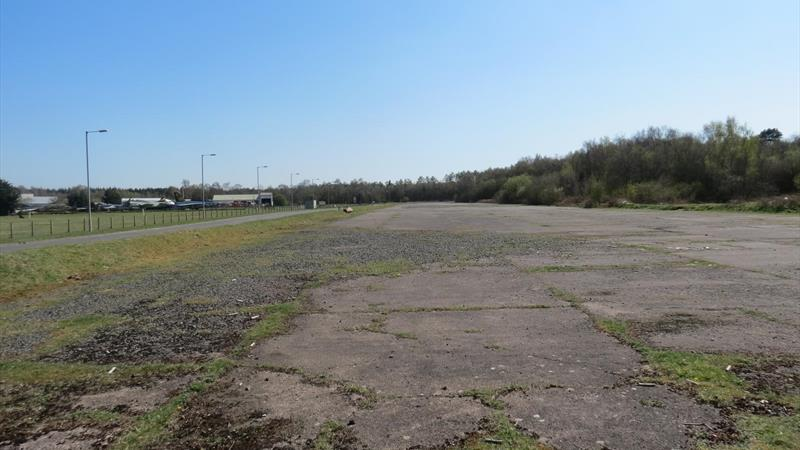 Former Runway Land For Sale