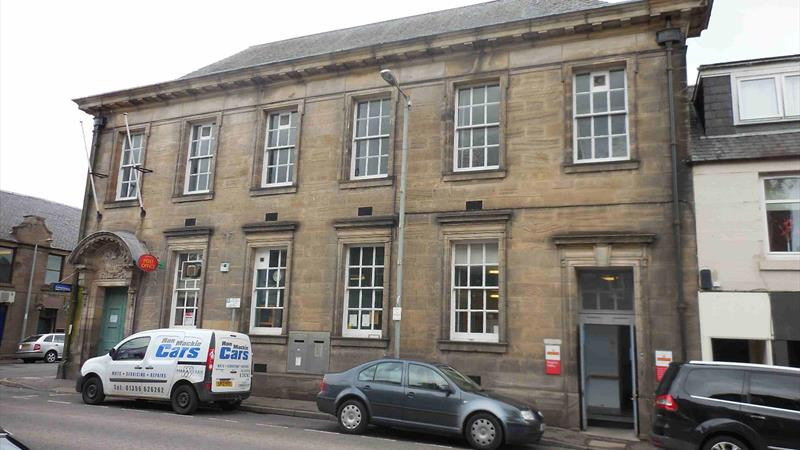 Retail/Office Premises To Let