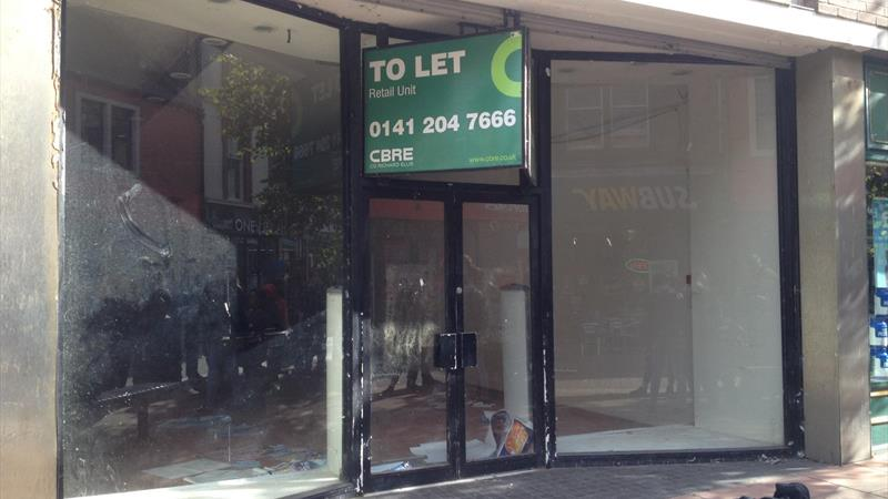 Retail Opportunity To Let
