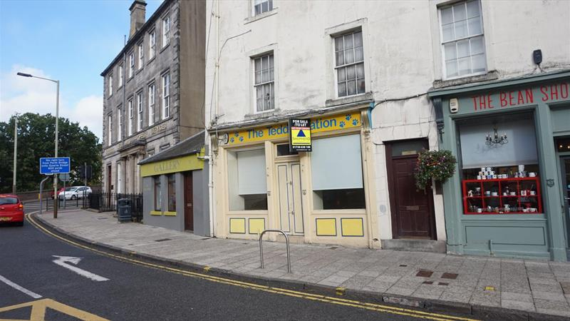 Take- Away Premises To Let