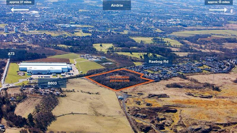 Former Quarry For Sale
