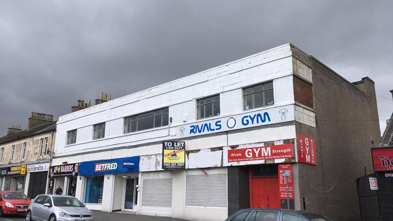 Gym Premises To Let