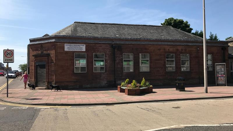 Retail/Office Unit To Let