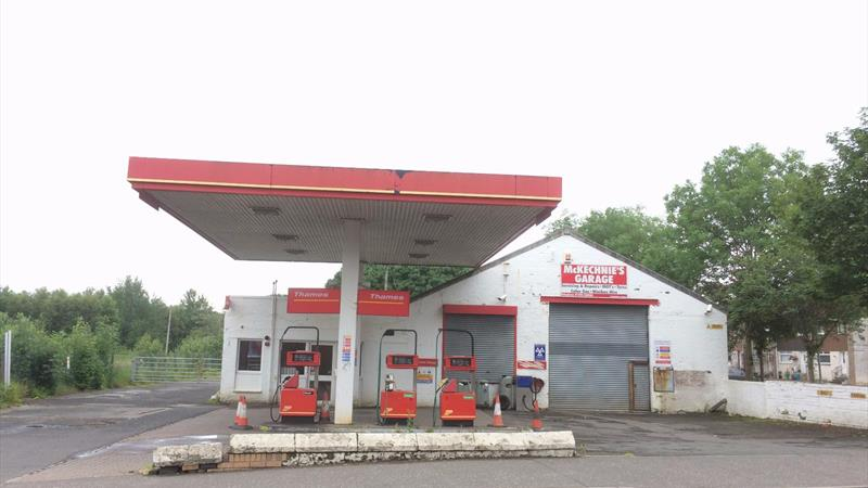 Petrol Filling Station For Sale