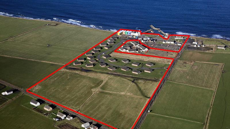 MixedUse Development Land John O'Groats