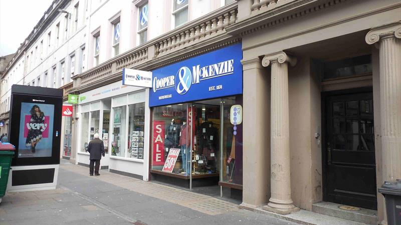 Retail Accomodation To Let