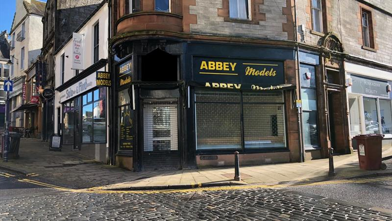 Dunfermline Fife Commercial Retail Property For Sale And