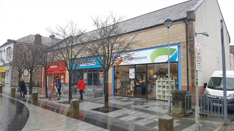 Class 1 Retail Unit To Let