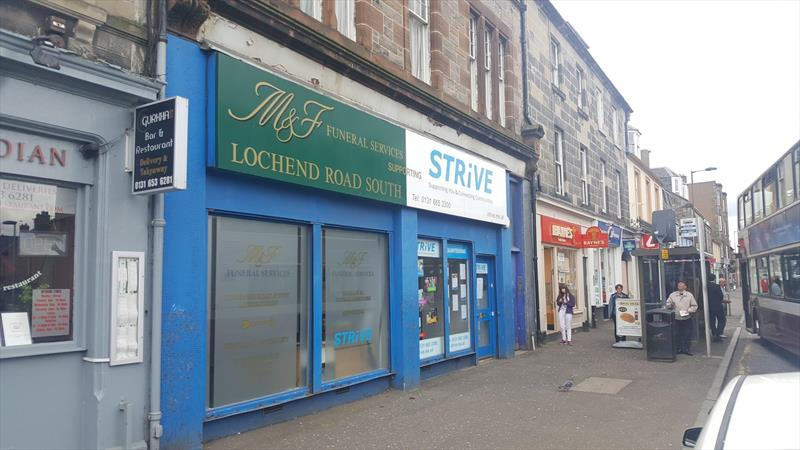 Retail / Office Premises To Let