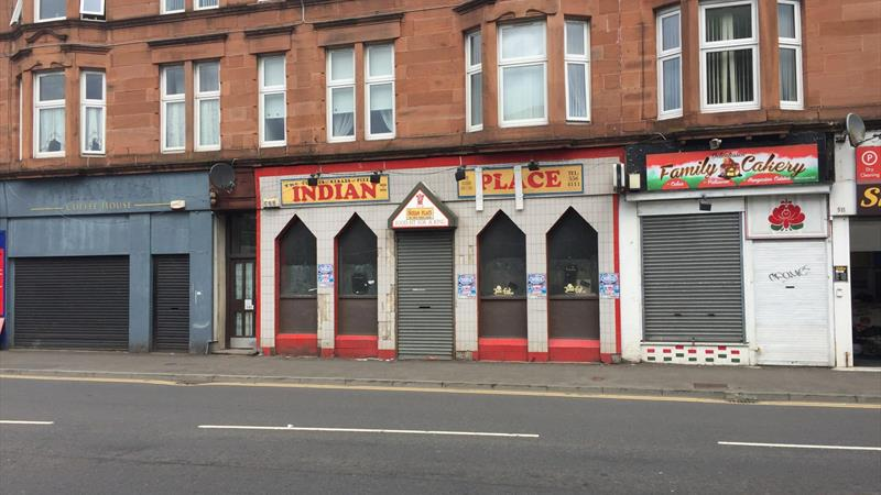 Class 3 Hot Food Unit To Let /May Sell