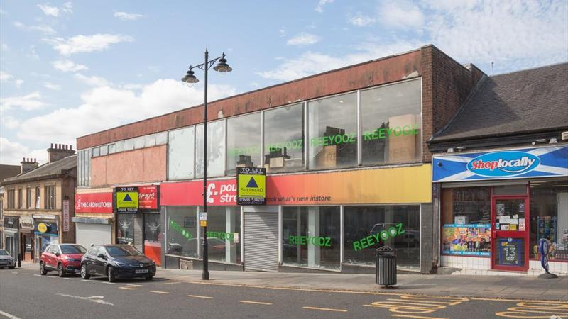 Prominent Retail Premises To Let