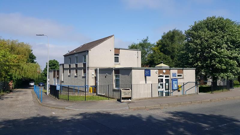 Former Newbattle Police Station For Sale