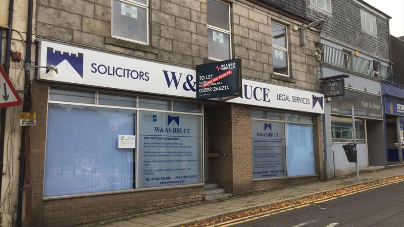 Office/ Retail Unit To Let / May Sell