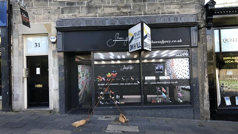 Retail Premises To Let/ May Sell
