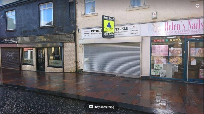 Retail Premises To Let / May Sell