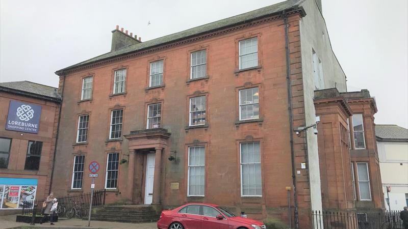Town Centre Office Investment