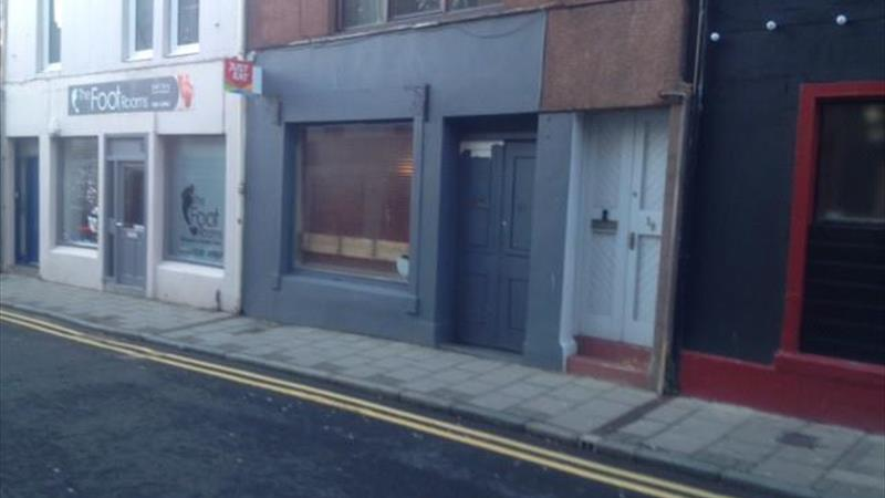 Cafe Premises To Let / May Sell