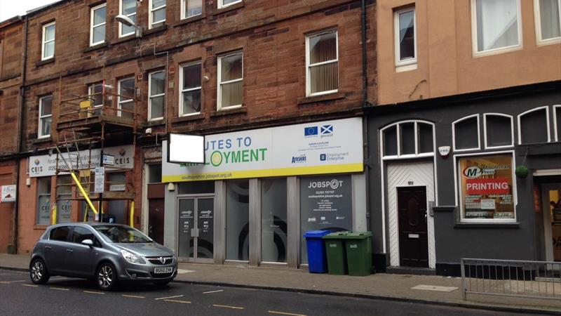 Retail Unit With Class 2 Consent For Sale