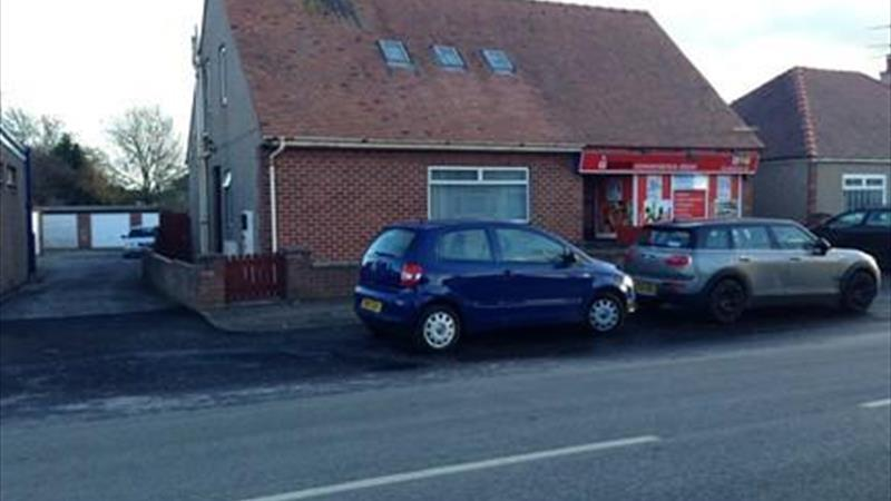 Retail Premises With Dwelling For Sale