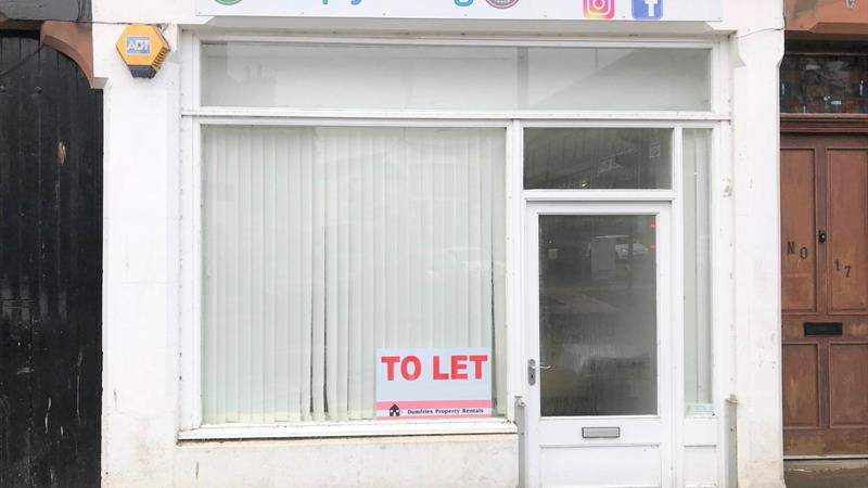 Former Take Away Unit To Let