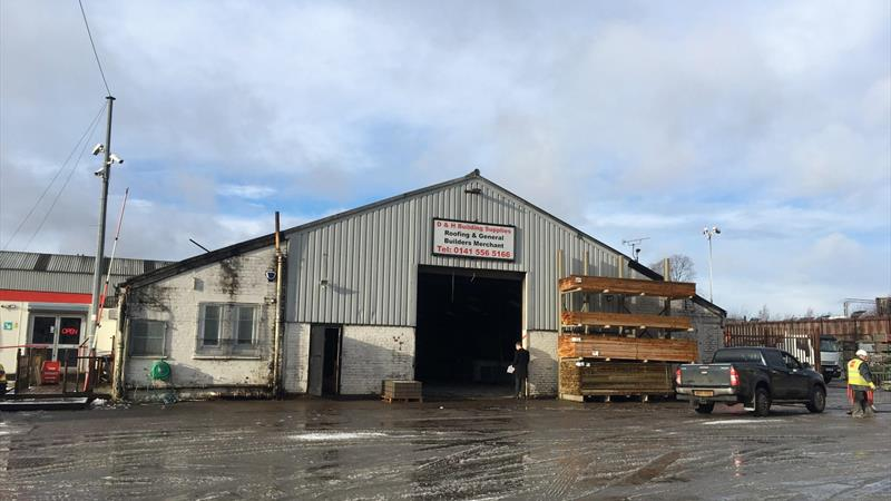 Large Industrial Premises split into Two Units