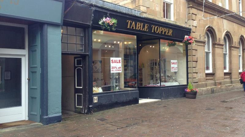 Double Fronted Retail Premises