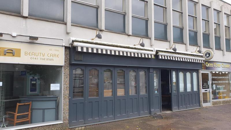 Prominent Shop Unit To Let
