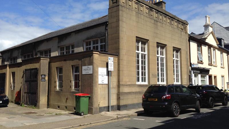 Hall Premises To Let