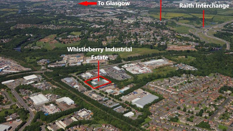 Multi Let Industrial Investment