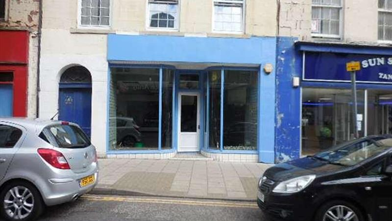 Well Located Shop Premises