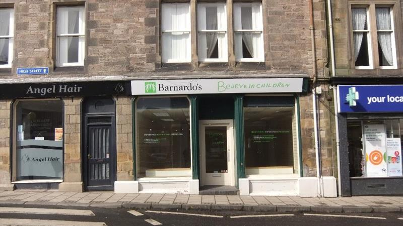 Retail Premises To Let/ For Sale