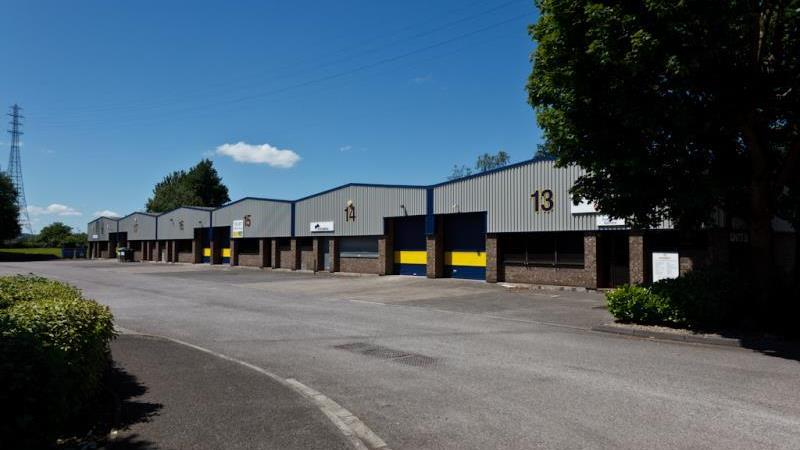 Industrial Unit In Prime Location