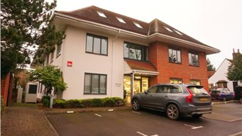 Detached Office To Let