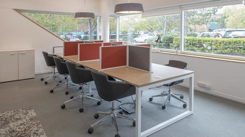 Coworking/shared office