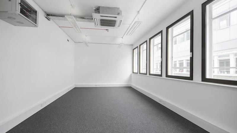 Private office (different sizes available) unfurnished
