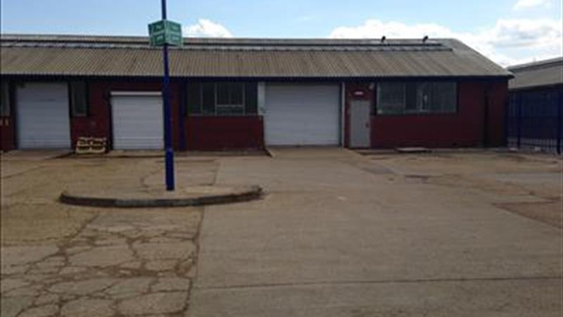 Single Storey Light Industrial/Business Unit