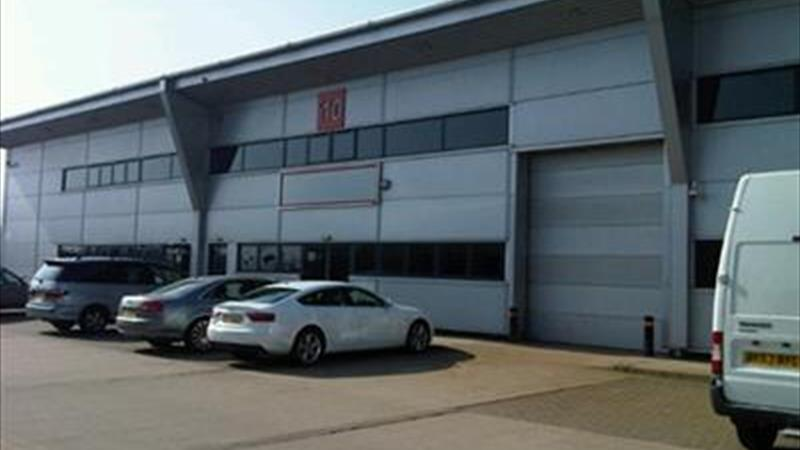 Modern Warehouse Unit To Let