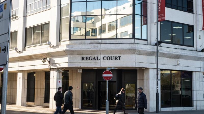 Regal Court Business Centre, Slough