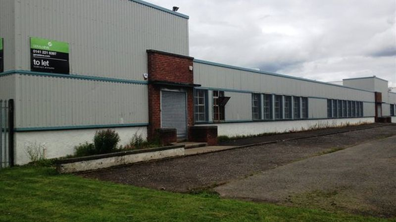 Industrial Unit with Dedicated Parking