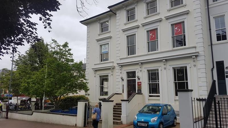 Attractive Period Office Suites To Let