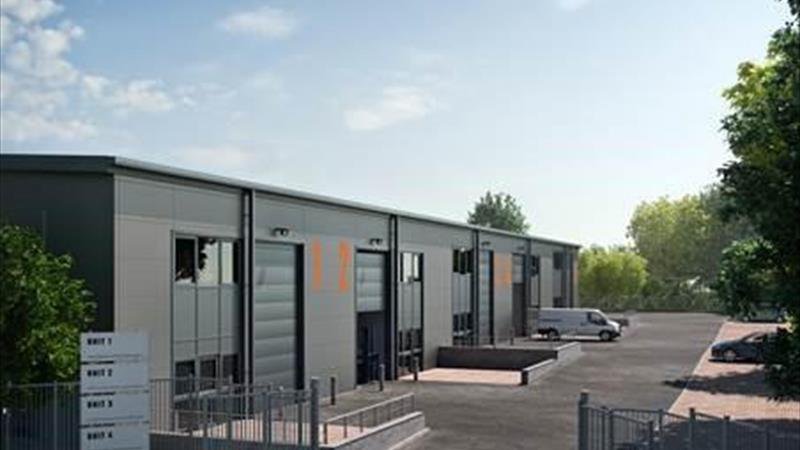 New B1, B2, B8 Industrial Unit
